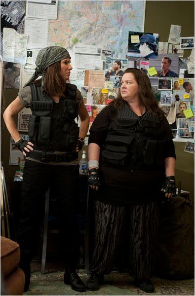 As Bem-Armadas : Foto Melissa McCarthy, Sandra Bullock