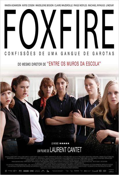 Foxfire - Confissões de uma Gangue de Garotas : Poster