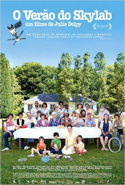 O Verão do Skylab : Poster