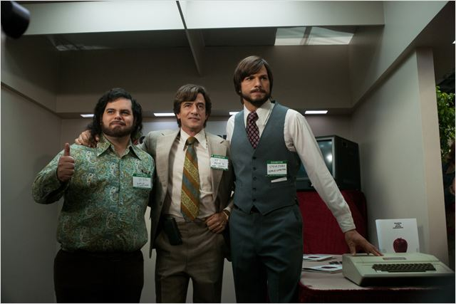 Jobs : Foto Ashton Kutcher, Dermot Mulroney, Josh Gad