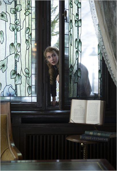 A Menina que Roubava Livros : Foto Sophie Nélisse