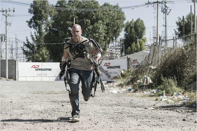 Elysium : Foto Matt Damon
