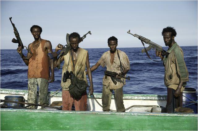 Capitão Phillips : Foto Barkhad Abdi