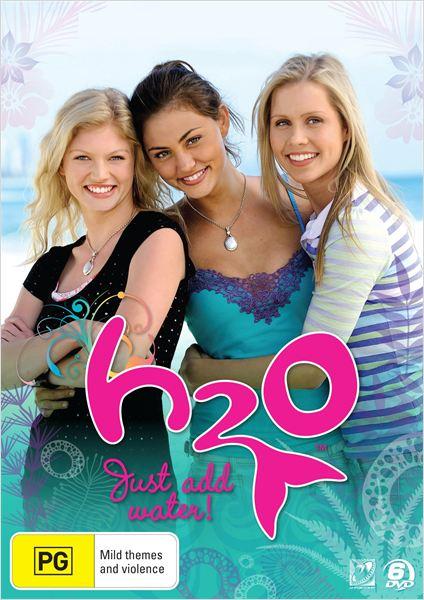 H2O: Meninas Sereias : Poster