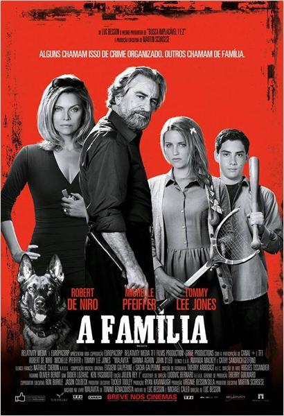 A Família : Poster