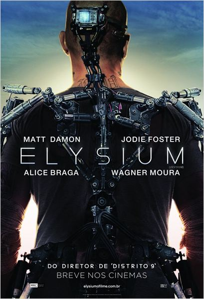 Elysium (Legendado) HDRip RMVB