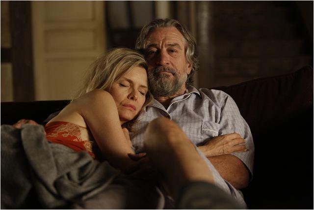 A Família : Foto Michelle Pfeiffer, Robert De Niro