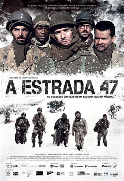 A Estrada 47 : Poster