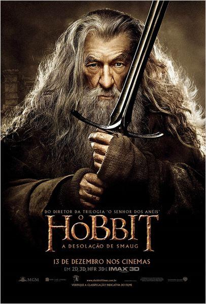 O Hobbit: A Desolação de Smaug : Poster