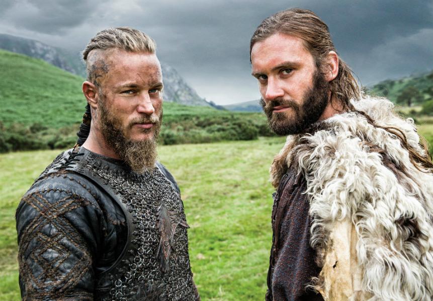 8. Vikings