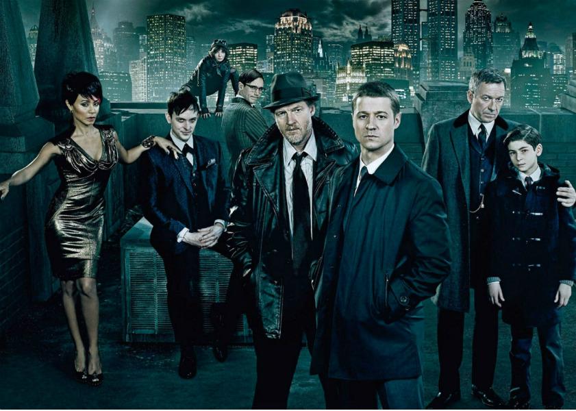 5. Gotham