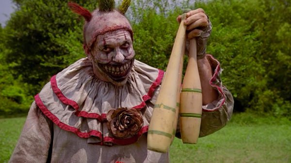 Twisty the Clown, AHS: Freak Show