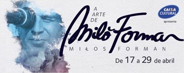 Milos Forman ganha mostra especial no Rio de Janeiro