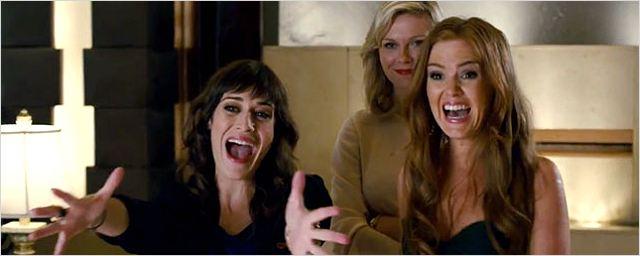A comédia Quatro Amigas e um Casamento é a principal estreia da semana