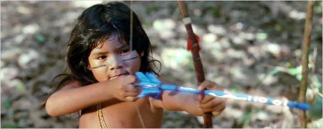 Tainá - A Origem: Confira o primeiro trailer desta aventura