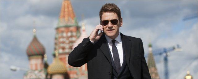 Divulgadas novas fotos de Jack Ryan, com Chris Pine e Kenneth Branagh