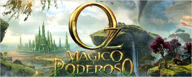 Bilheterias Brasil: Oz, Mágico e Poderoso tem a terceira melhor estreia do ano