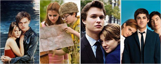 Os 20 melhores romances entre adolescentes no cinema