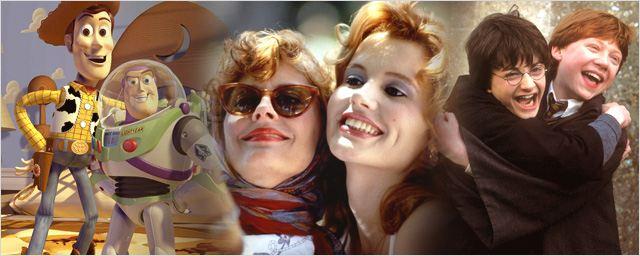 Dia do Amigo: As 30 maiores amizades do cinema