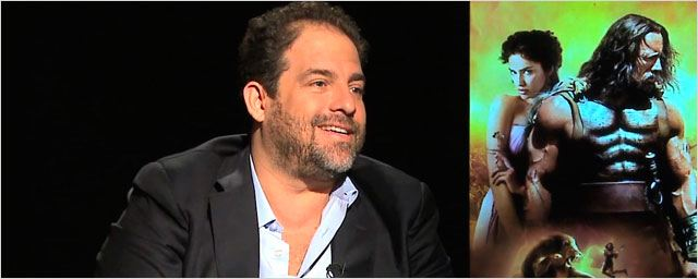 Exclusivo: Diretor Brett Ratner fala sobre Hércules e sobre fama com as mulheres brasileiras