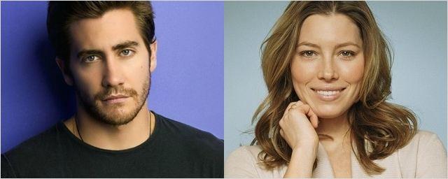 Filme inacabado com Jessica Biel e Jake Gyllenhaal chegará aos cinemas em 2015