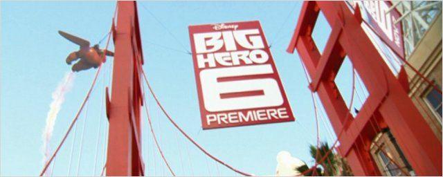 AdoroHollywood: Pré-estreia de Operação Big Hero em Los Angeles!