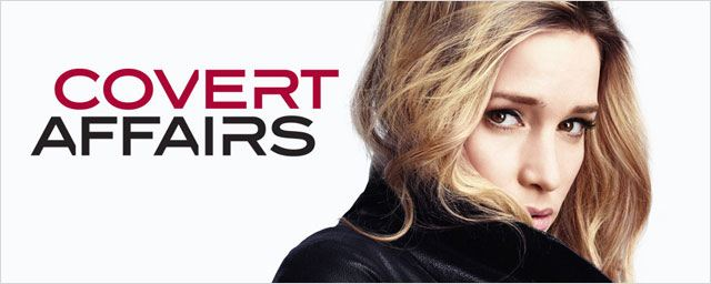 Covert Affairs é cancelada após cinco temporadas