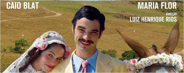 Caio Blat está dividido entre Maria Flor e uma mula no trailer de Meus Dois Amores