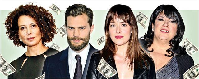 Jamie Dornan e Dakota Johnson pedem cachês milionários para estrelar Cinquenta Tons Mais Escuros