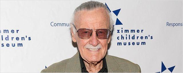 Stan Lee irá produzir drama Lucky Man para a Sky 1, da Inglaterra
