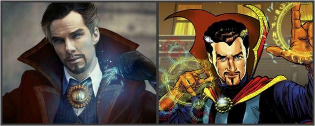 Novos Heróis Marvel nos Cinemas: Conheça o Doutor Estranho