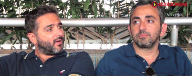 Exclusivo: Diretores de Intocáveis falam sobre sua nova comédia, Samba