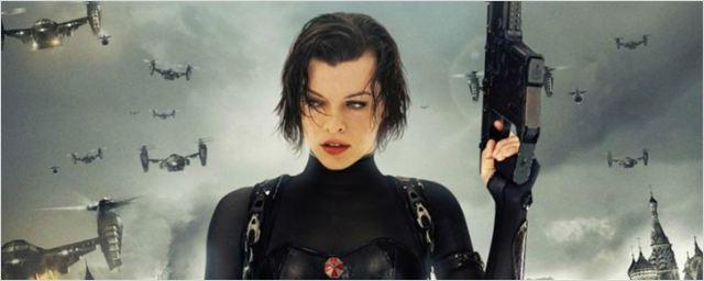Milla Jovovich começa a preparação para as filmagens de Resident Evil 6: The Final Chapter