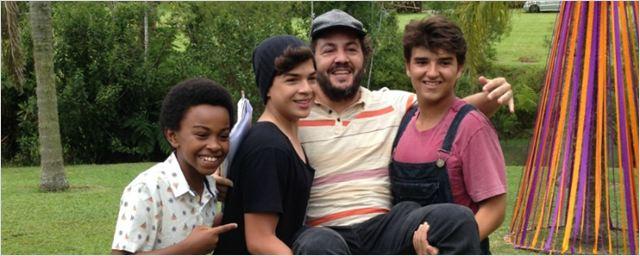 """Exclusivo: """"Carrossel preenche a lacuna de filmes brasileiros infantojuvenis"""", afirma diretor"""