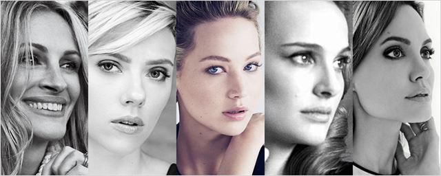 Jennifer Lawrence e Scarlett Johansson estão entre as atrizes mais bem pagas do mundo; confira o ranking