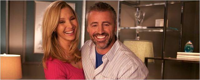 Lisa Kudrow e Matt LeBlanc explicam por que Phoebe e Joey não terminaram juntos em Friends