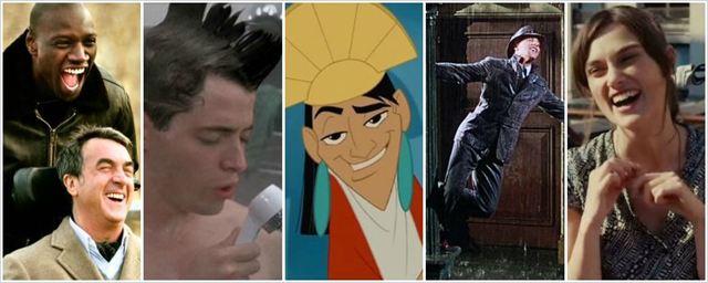 Top 5: Filmes que vão alegrar o seu dia