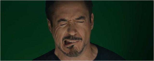 Hora de se divertir com os erros de gravação de Vingadores: Era de Ultron