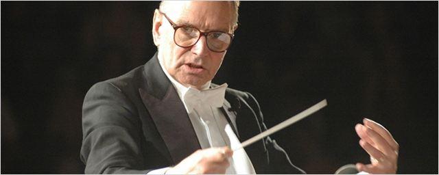 Ennio Morricone, lenda viva da música, será o compositor da trilha sonora do novo filme de Terrence Malick