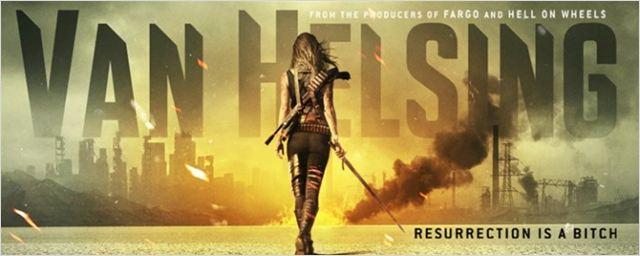 Van Helsing ganha versão feminina para nova série de TV