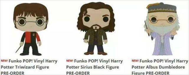 Harry Potter vai ganhar (mais) bonequinhos Funko Pop!