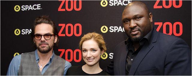 Entrevista: Elenco fala sobre a série Zoo, que chega hoje ao Brasil
