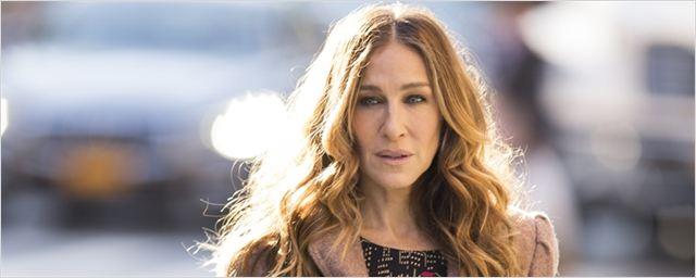 Sarah Jessica Parker aparece na primeira imagem de Divorce
