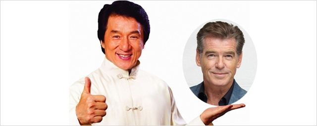 Pierce Brosnan e Jackie Chan vão estrelar filme de ação do mesmo diretor de 007 - Cassino Royale