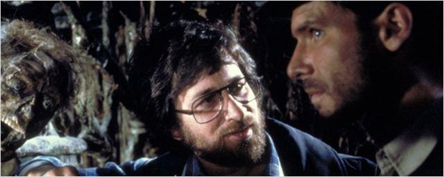 """""""Certamente não é minha intenção ter outro ator em seu lugar"""", diz Spielberg sobre Harrison Ford como Indiana Jones"""