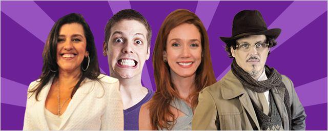 Top 10: As maiores personalidades do cinema brasileiro em 2015