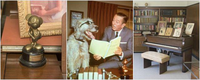 Já pensou em visitar o escritório de Walt Disney? Agora será possível!