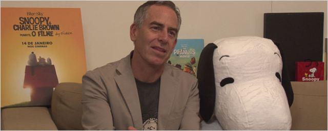 Entrevista exclusiva: Steve Martino fala sobre direção de Snoopy e Charlie Brown - Peanuts, O Filme