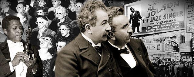 Cinema 120 anos: Relembre grandes momentos na evolução da Sétima Arte