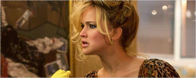 Jennifer Lawrence afirma ter dividido comida com ratos antes da fama